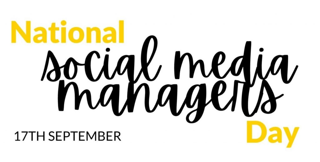 National Social Media Managers Day