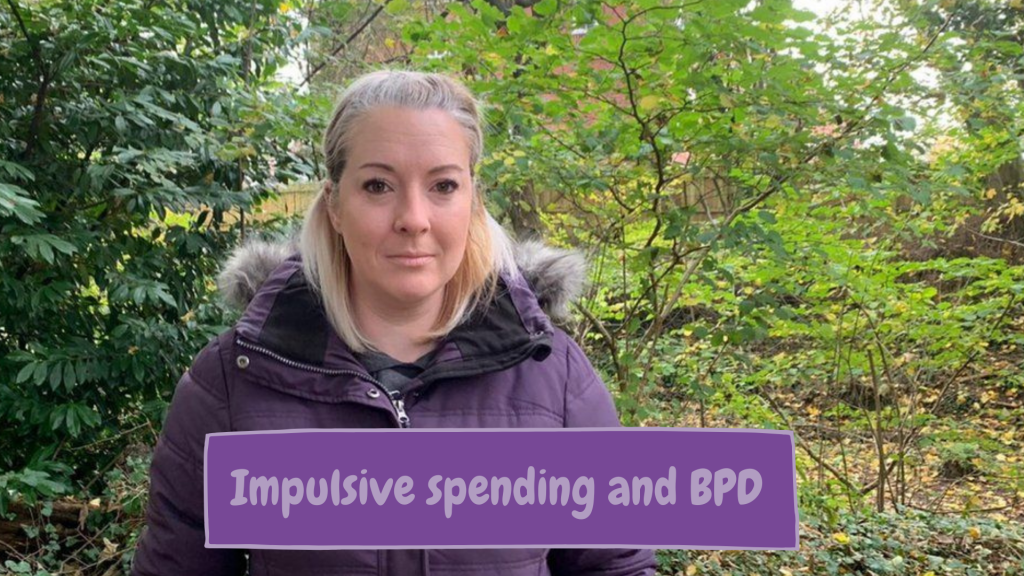 Just A Square Peg - Impulsive Spending and BPD