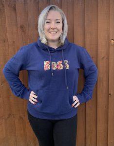 Beth Rees Bear Hug Goods hoodie